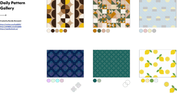 Daily-Pattern-Template-by-Namika-Hamasaki_cover
